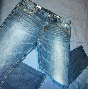 "GAP Jeans 1969 ""Sexy Boyfriend"" Relaxed Jeans"